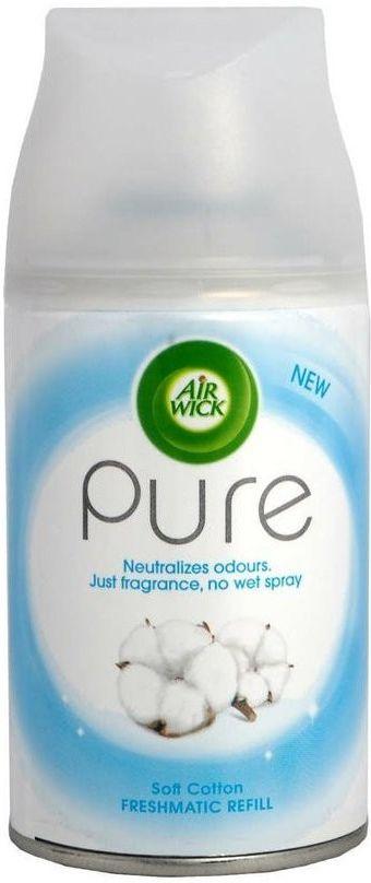 Air wick 250ml náplň vůně - Pure Jemná bavlna