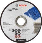 Bosch Dělicí kotouč rovný for Metal, 125x2,5 mm 2608600394
