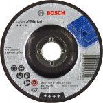 Bosch Hrubovací kotouč profilovaný Expert for Metal 115 mm, 4 mm 2608600007