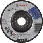 Bosch Hrubovací kotouč profilovaný Expert for Metal 125 mm, 6 mm 2608600223