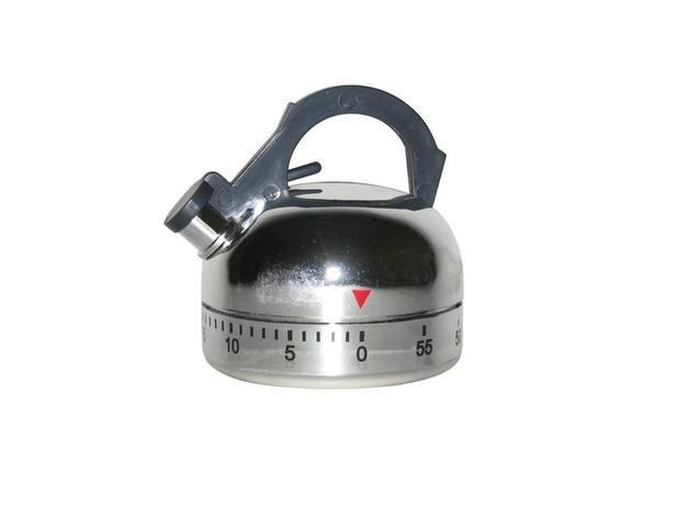 Kuchyňská minutka ve tvaru konvice Toro