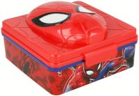 "Storline Svačinový box ""Spiderman"", 14x14x6 cm ST59497"