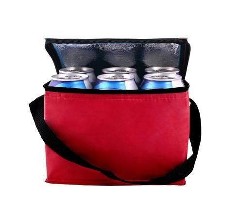 Toro Termo taška na zip - červená 263935-cv