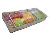 Toro Box textilní úložný  - 103x45x15 - béžový 400103