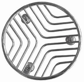 Mýdlenka kruh 3kk chrom Toro
