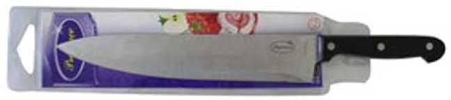 Nůž černý max - kuchařský Provence