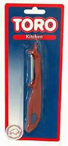Škrabka 14 cm červená Toro