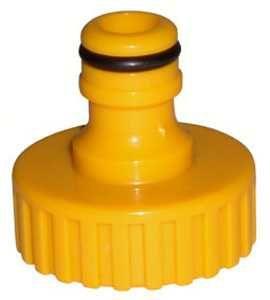 Adapter pvc, vnitřní závit 1/2, plast TORO