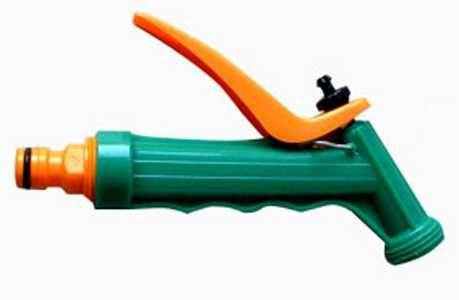 Pistol na vodu, plast TORO