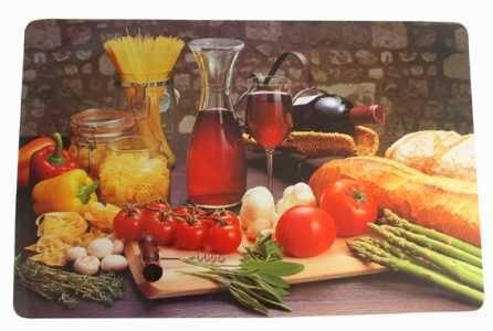 Prostírání Těstoviny - chřest TORO