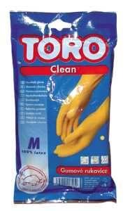 gumové rukavice premium, velikost M TORO