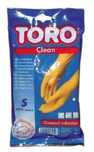 Toro gumové rukavice S