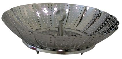 Pařák rozkládací nerez -TORO 14-24cm