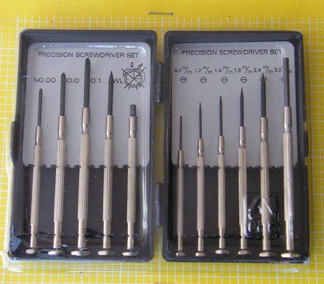 Šroubováčky set - kov - 10+1 Noname