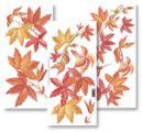 Samolepy dekor - listí