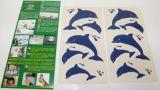 Crearreda Samolepící dekorace - delfíni 60201
