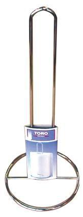 Stojan na role 30cm - chrom TORO