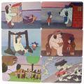 Prostírání dětské - Maxipes Fík - nese stánek