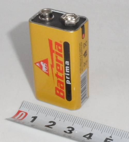 Bateria Slaný - 9V