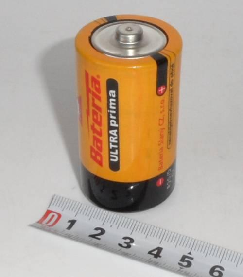Bateria Slaný, R20 - 1ks